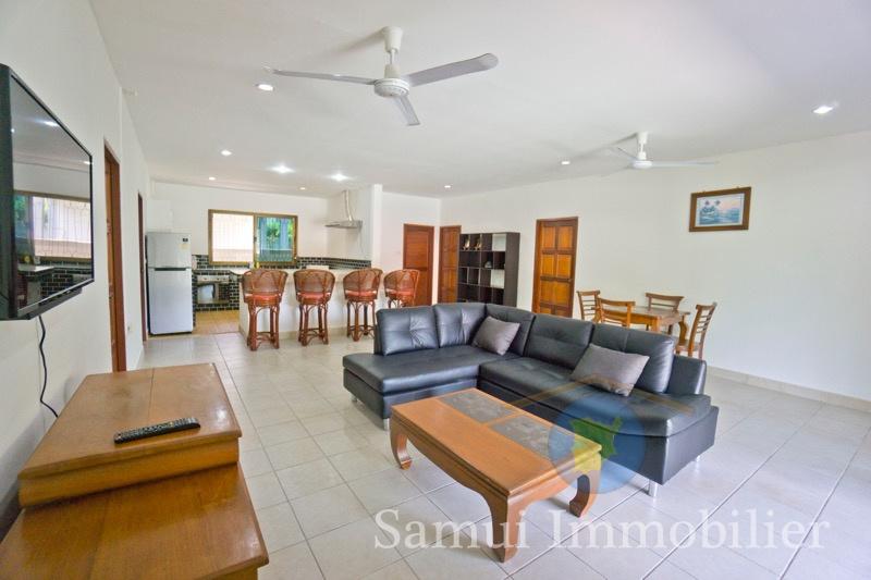 Villa + studio à vendre - 5 chambres - Hua Thanon