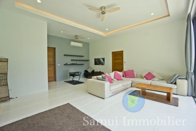 Villa à vendre - 3 chambres - Laem Sor - Koh Samui