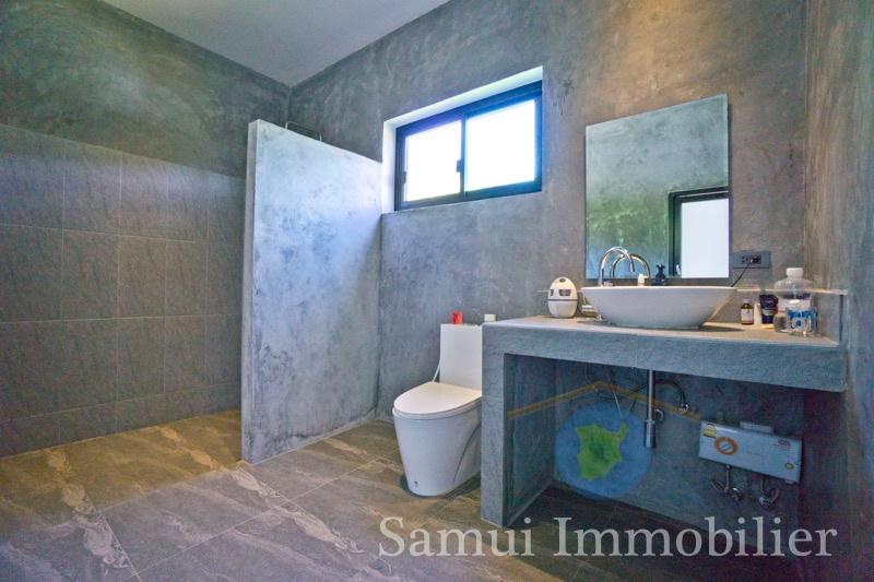 Villa à vendre - 3 chambres - Lamai - Koh Samui